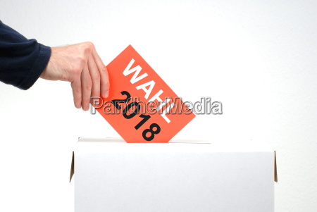 election in 2018