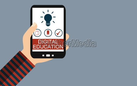 digital education with your smartphone