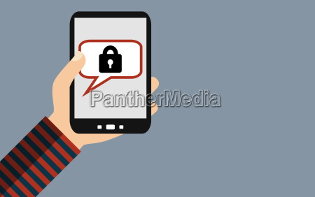secure communication with your smartphone