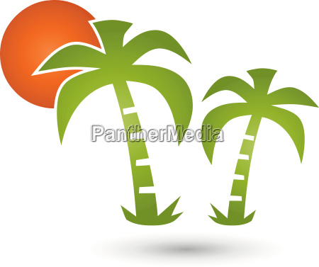 palm trees and sun travel agency