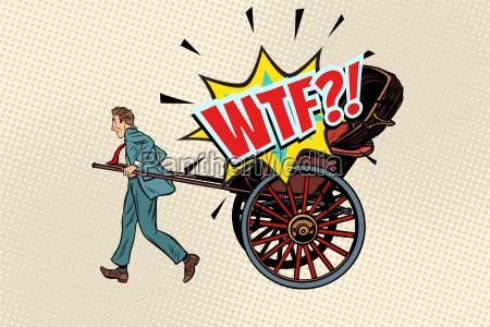 business rickshaw taxi wtf