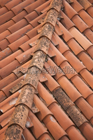 terracotta roof tiles italy