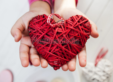 heart giving sharing love