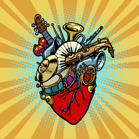 music in the heart musical orchestral