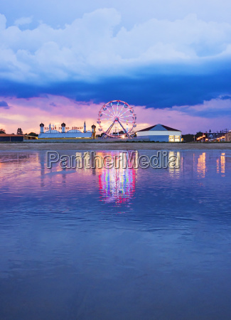pier at old orchard beach