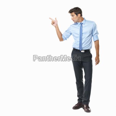 masculino posicion direccion negocios trabajo mano