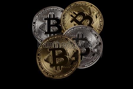 physical version of bitcoin coin aka