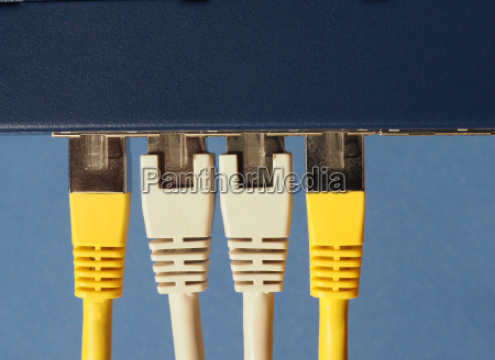 modem router switch with rj45 ethernet
