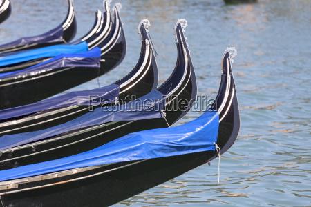 gondola symbol of venice grand