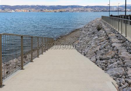 seaside coast path