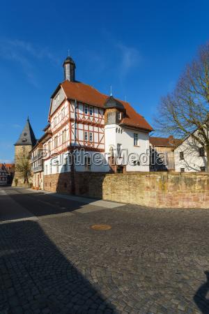 neustadt hesse germany february 18