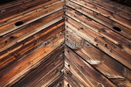 old barn wall wood planks
