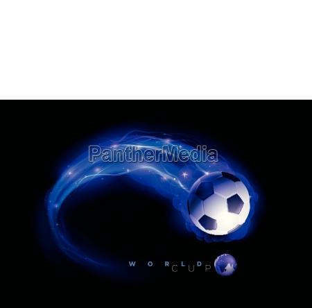 soccer ball comet