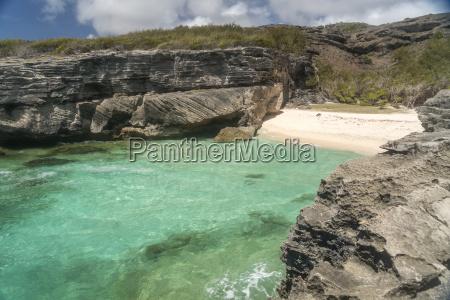 mauritius rodrigues island beach and bay