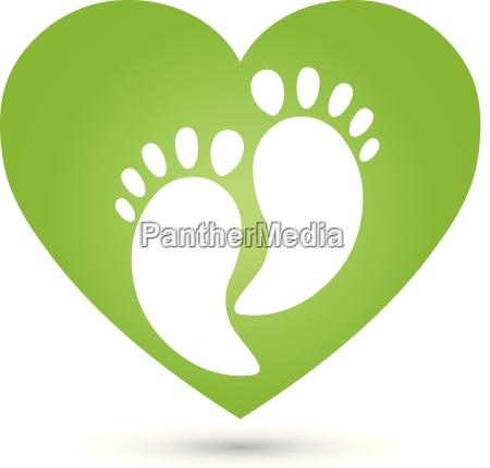 feetheartmassagefoot carelogo