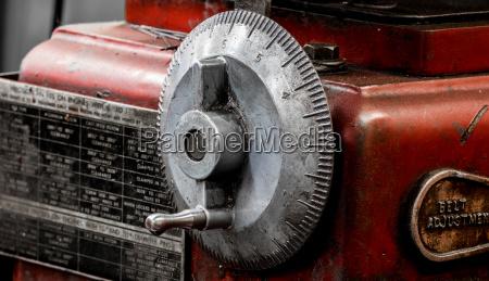 vintage antique automotive machine shop honing