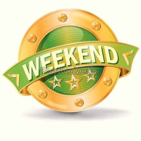 button weekend