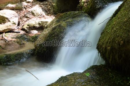 gaishoell waterfalls near sasbachwalden