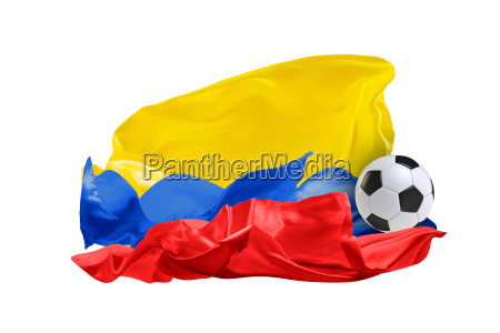 the national flag of columbia fifa
