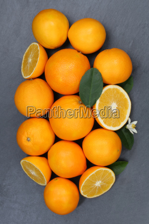 orange orange fruit fruit portrait slate