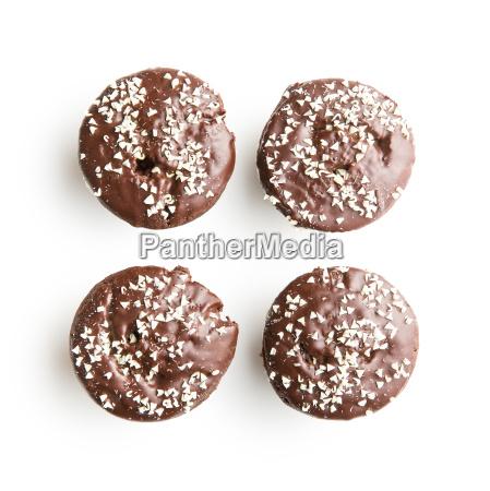 tasty chocolate muffins