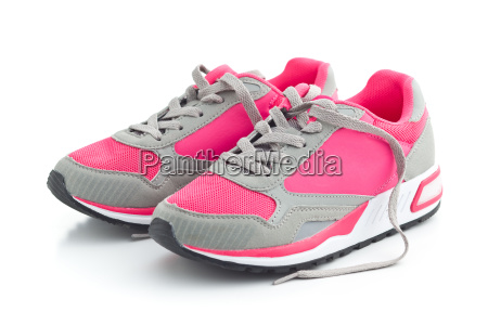 the sport shoes
