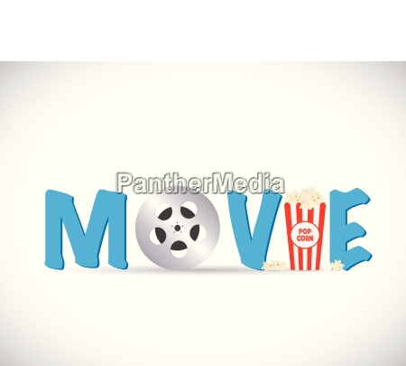 movie text illustration
