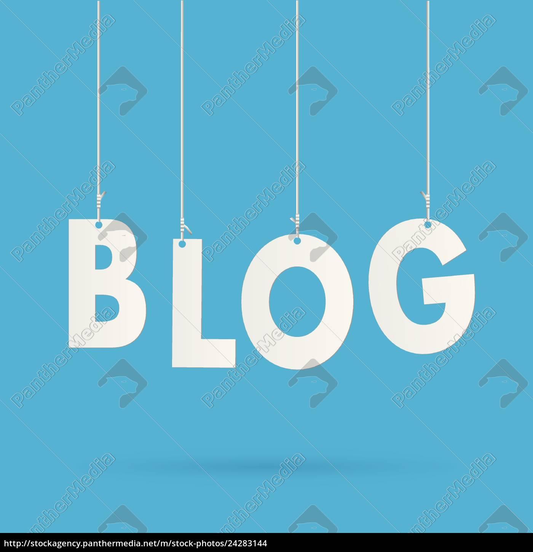 blog, text, illustration - 24283144
