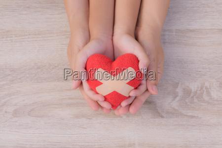 health care love organ donation family