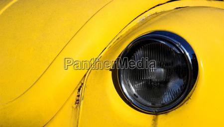 headlight vw kafer