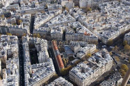city town metropolis paris france sight