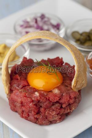 raw tartar