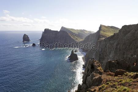europe nature sanctuary portugal coast bay