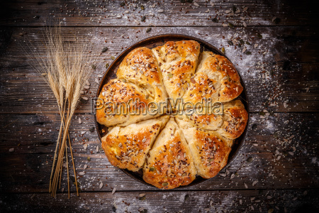 bread in the form of a