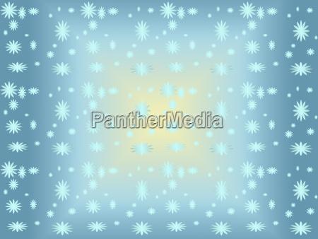 background flowers light blue