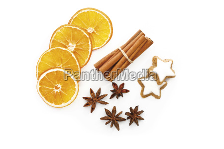 some several a few orange food