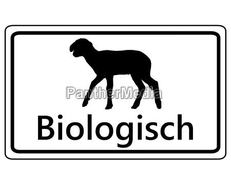 shield for organic sheep farming