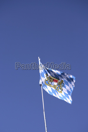 blue european caucasian europe bavaria flag