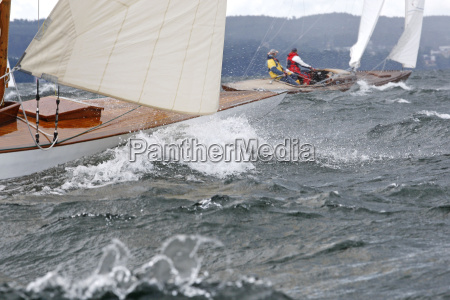 starnberger see traditional regatta only for