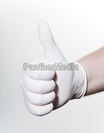 gesticulate upwards hand hands finger inside