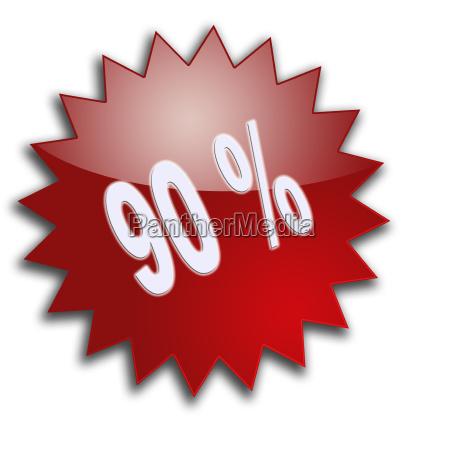 lettering 90 percent discount
