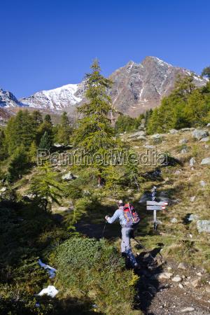 sport sports alps hike go hiking