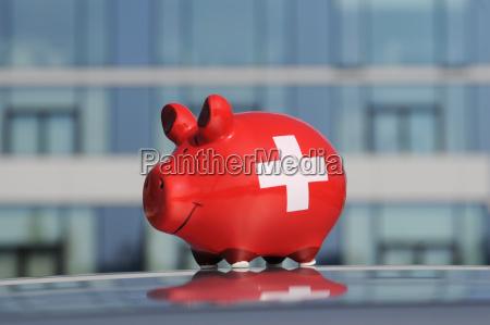 bank lending institution symbolic europe switzerland