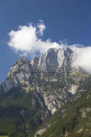 kanin mountains or canin mountains in