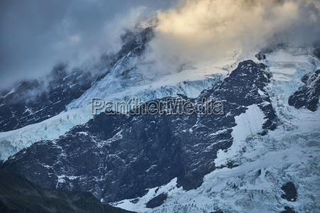 new zealand south island mount cook