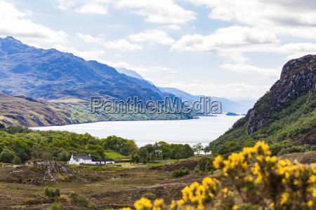 united kingdom scotland highland loch maree