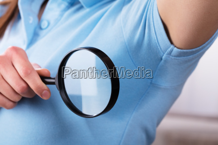 close up of a woman with