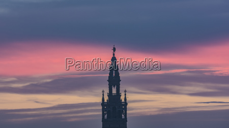 spain andalusia seville bell tower of