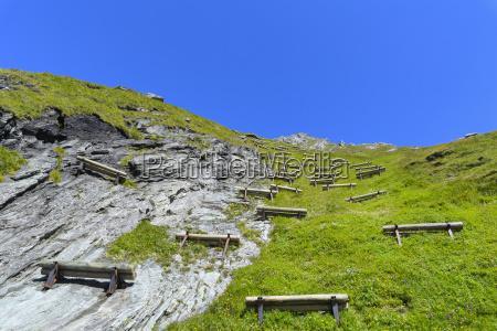 avalanche control at kaiser franz josefs
