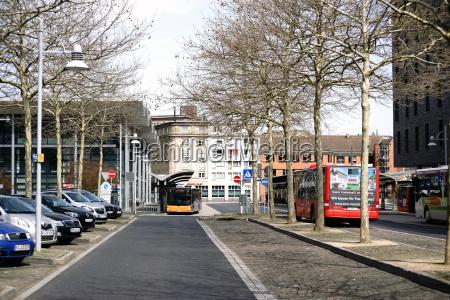 bus station koblenz